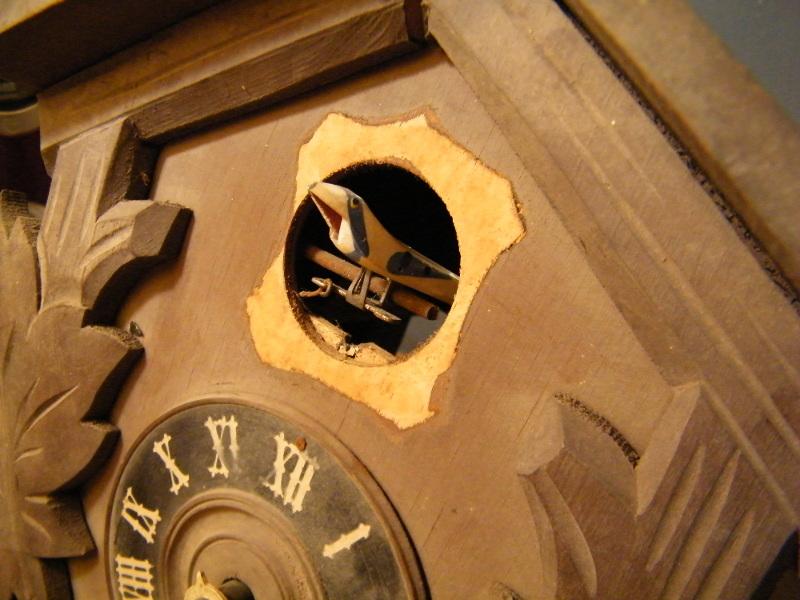 New (Old) Cuckoo Clock