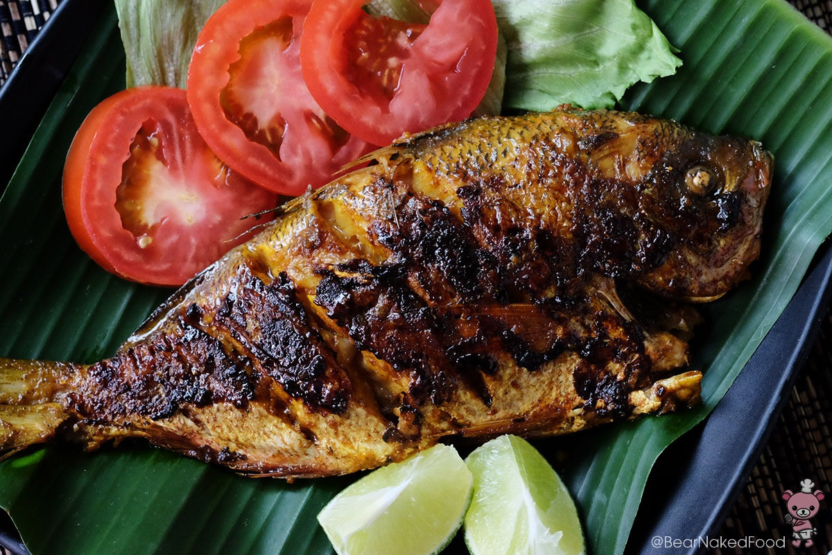 Image result for ikan bakar indonesia