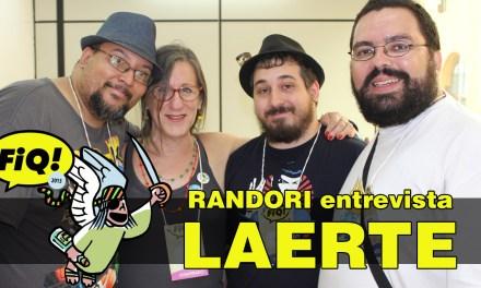 Randori/Bear Nerd Entrevista: Laerte