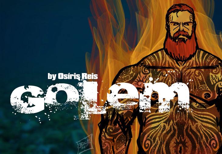 Golem – Cap 04 – Sob o rio