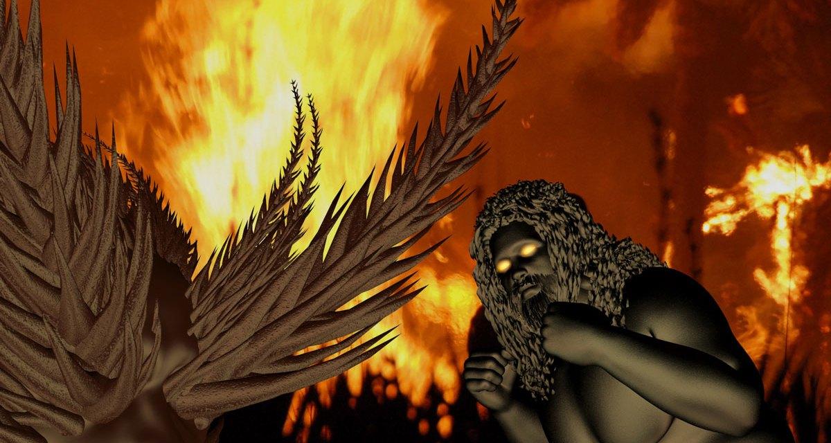 Golem – Capítulo 41 – Demônio