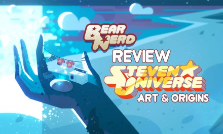 Post do leitor: Steven Universe Art & Origin