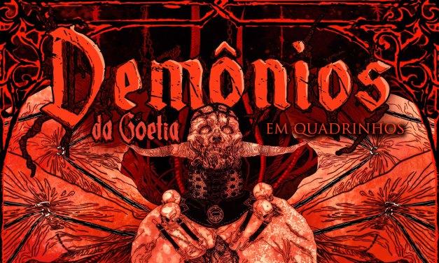 Editora Draco lança Demônios da Goetia