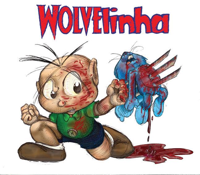Wolvelinha