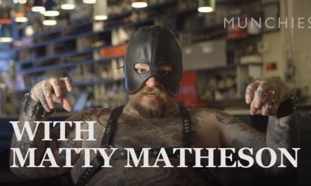 CAN I GET A WOOF – Matty Matheson