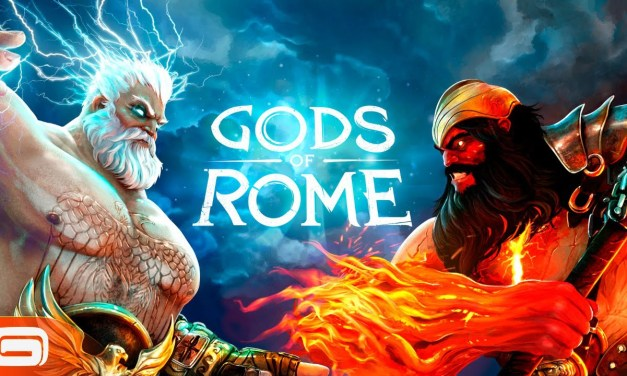 Ursos nos Games: Gods of Rome