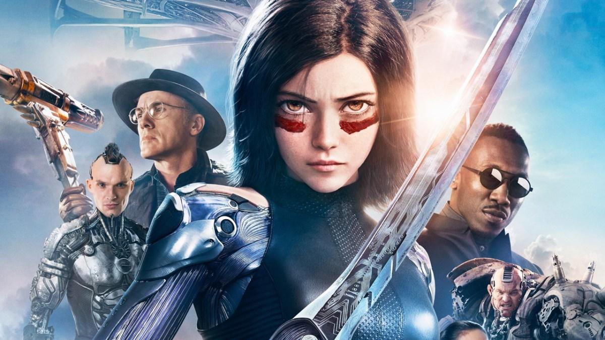 Berd Pré-Cine: Alita - Anjo de Combate