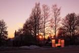 Karlstad - Busskur på Kroppkärr