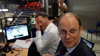 2012_137 - Lasse Granqvist och Arto Blomsten på tv-bryggan