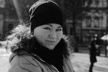 Påskparad i Karlstad 2013 - Linda