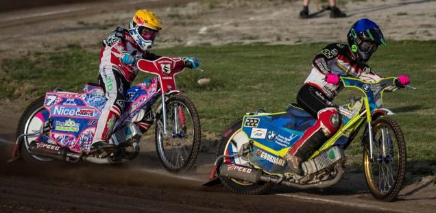 Speedway, Indianerna-Smederna, Sannahed