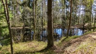 """Sjön"" på Rudsberget"