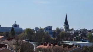 Karlstad Skyline