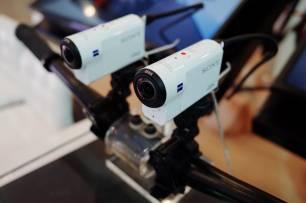 กล้องแอคชั่นแคมรุ่นใหม่ที่มาพร้อมระบบ Balanced Optical SteadyShot™ (B.O.SS) image stabilization