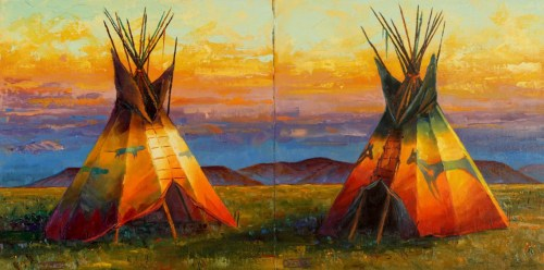 Blackfoot Glow by Colt Idol