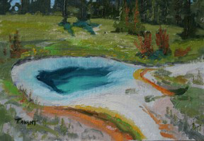 Northern Yellowstone by Tracy Avant