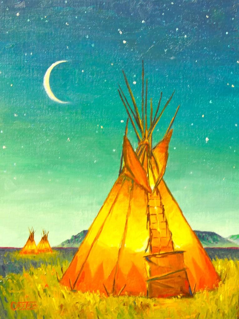 Prairie Lanterns by Colt Idol
