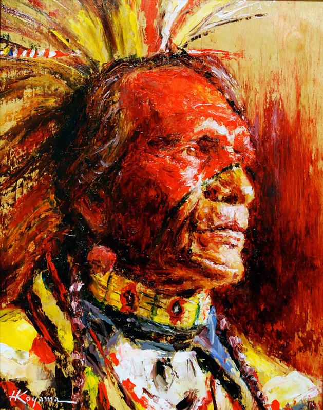 Sioux by Harry Koyama