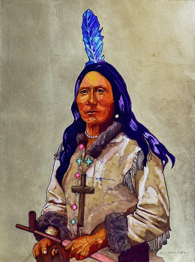 Chief One Feather