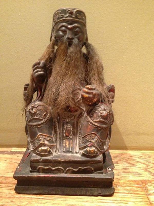 Old Wood Medicine Master