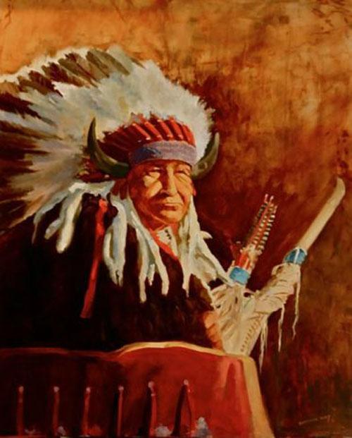 David Bald Eagle by Barbara Ivey