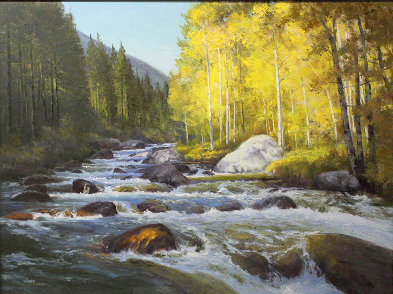 Late September by Jerry Inman