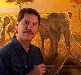 Lee Kromschroeder Wildlife Artist