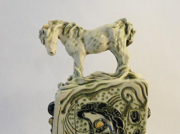 Winter Ponies by Christine McKay