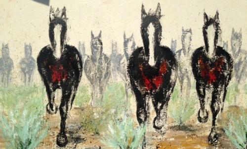 Ghost Riders Of The Absaroka by Ryan Brown