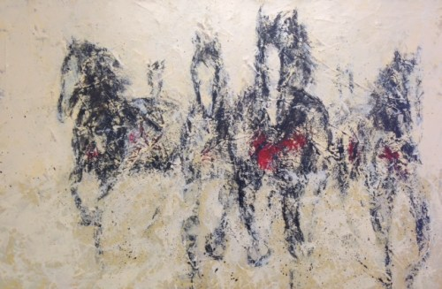 Ghost Riders Vivacity by Ryan Brown
