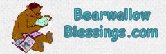 bearwallow blessings logo