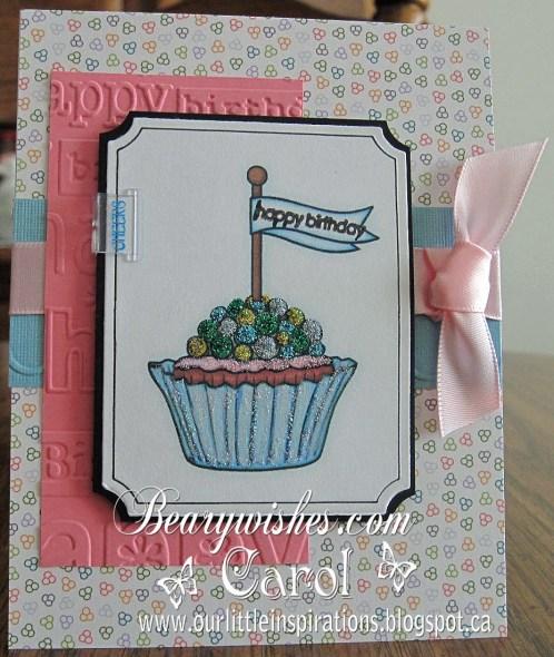 Carol-Cupcake