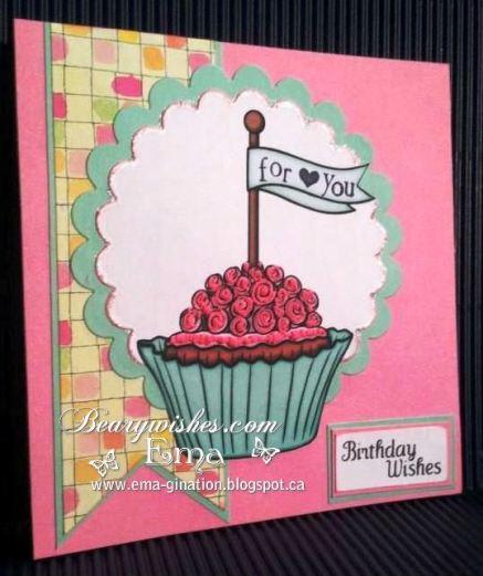 Ema-Cupcake