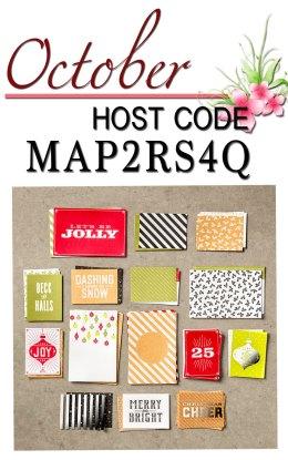 Host Code, SEPTEMBER Host Code, Canadian Stampin Up Demonstrator, Card Making Blog, Card Making Blog Canada, Crafting in Canada, Glitter Gems Free, Kathie Zaban, Bearywishes, StampinKathie, Stampin Kathie, Stampin Up,