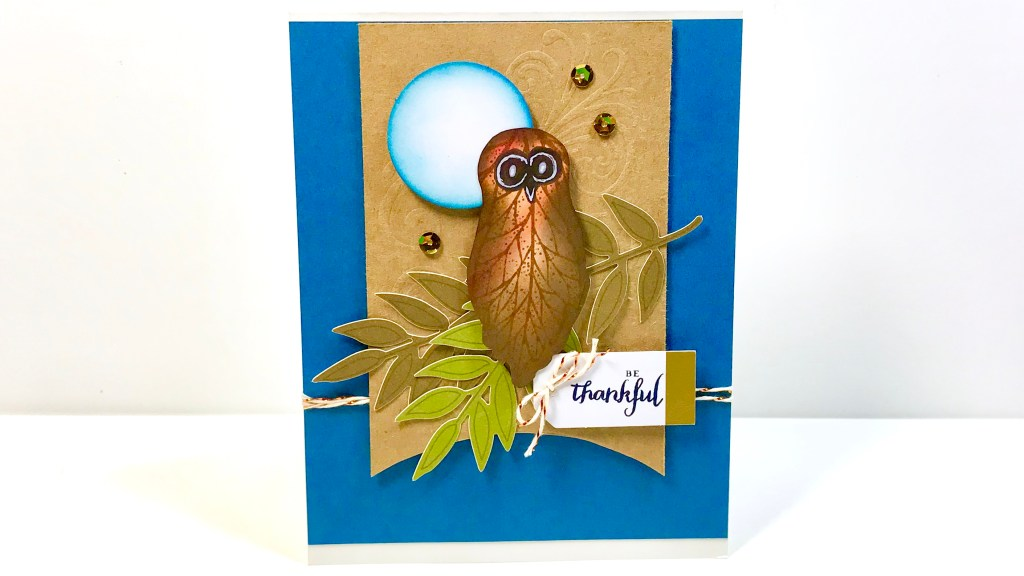 canadian stampin up demonstrator, stampin up, paper pumpkin, paper pumpkin august 2017, paper pumpkin aug 2017, alternate paper pumpkin, paper piecing, card making, card making Canada, paper crafting, paper crafting Canada, sympathy card, thanks card, stamping up demonstrator, Kathie zaban, bearywishes, stampinkathie, stampin Kathie, Stamping, thinking of you card, card making Canada, peacock cards, peacock, august paper pumpkin, September alternate, September alternative, fall card, owl card, pumpkin card, halloween card