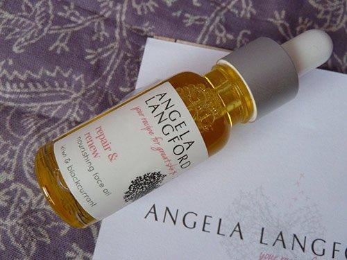 Angela Langford Repair Renew Face Oil