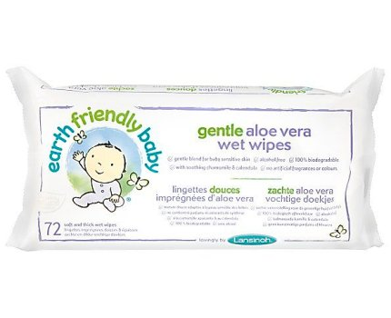 What's the green alternative to baby wipes & wet wipes?