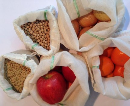 Best reusable produce bags: Green alternative to supermarket fruit & veg produce bags