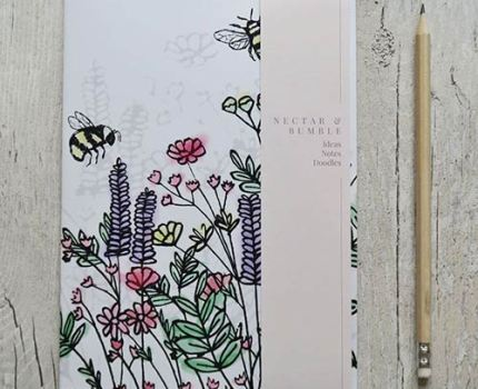 Nectar & Bumble saving bees with bee-themed gifts
