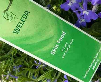 Review: Weleda Skin Food skin repair cream for dry, damaged skin