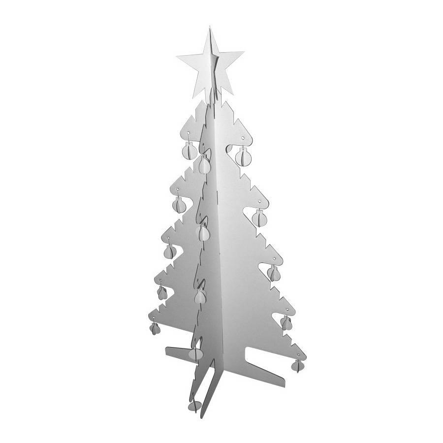 Eco-friendly cardboard Christmas tree