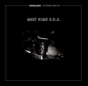 Cellophane Suckers Ghost Rider B.R.D.