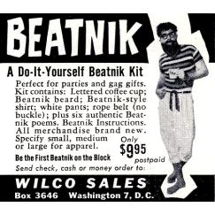 Beats or Beatniks