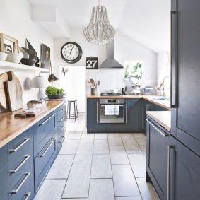 How To Make A Navy Kitchen Work Kerry Knight Beaten Green