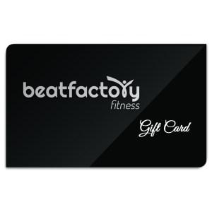 Beatfactory Fitness 1-Class Gift Card