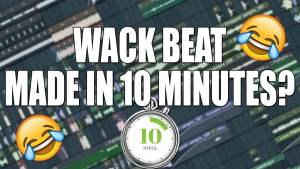 Listen to this WACK beat I made in 10 minutes 🤔 😅😂