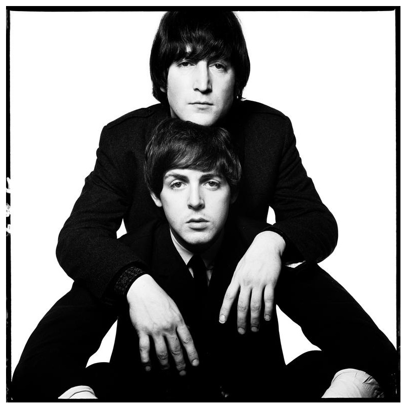 Image result for john lennon paul mccartney images