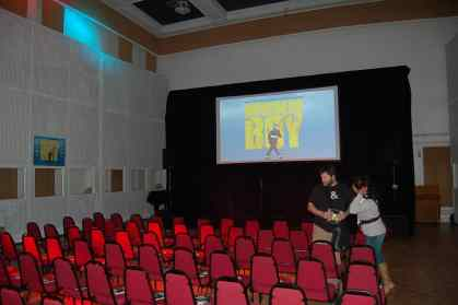 Nowhere Boy screening at Studio Two, Abbey Road Studios, 30 November 2009
