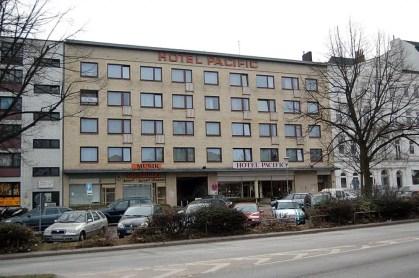 Hotel Pacific, Hamburg, 2011