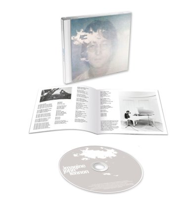John Lennon – Imagine single CD set (2018)